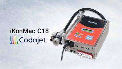 جت پرینتر صنعتی iKonMac C18